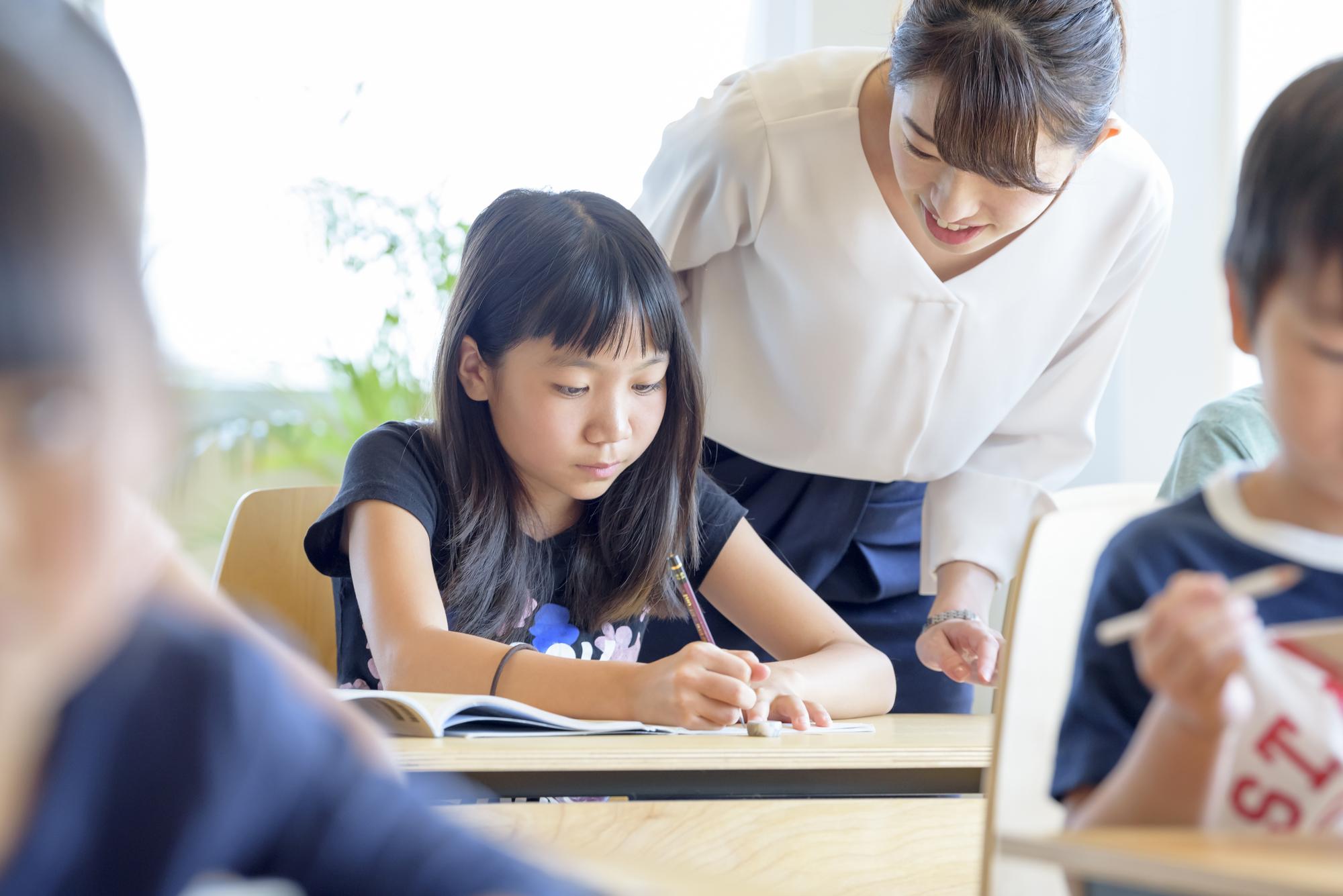 【書き】成績が良い子は、字がちがう!